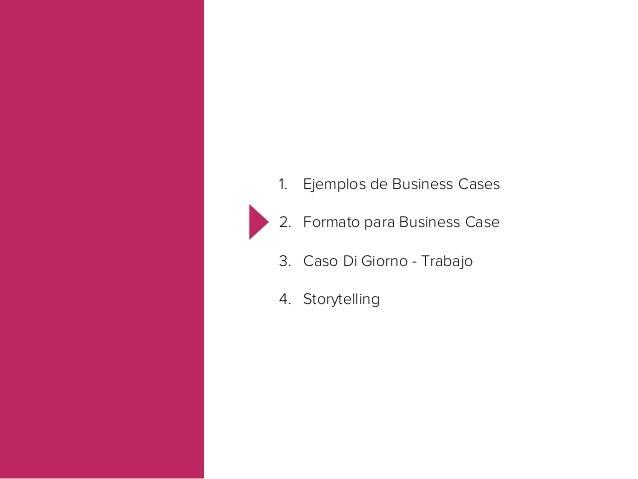 Club de la innovaci n c mo construir un business case poderoso - Business case ejemplo ...