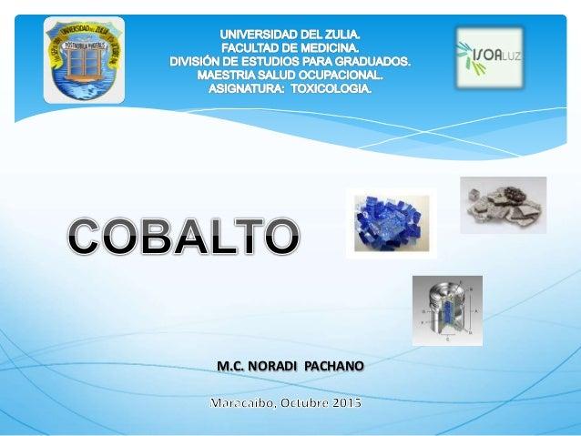 M.C. NORADI PACHANO