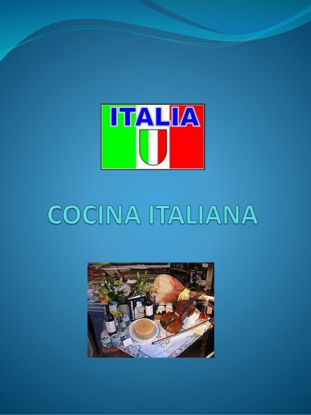 BREVE HISTRIA  La gastronomía de Italia es extremadamente variada. El país fue unificado en el año 1861 y sus cocinas ref...