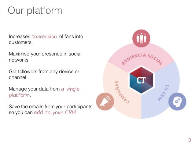 """Our platform """"! Increases conversion of fans into customers.! ! Maximise your presence in social networks.! ! Get follower..."""