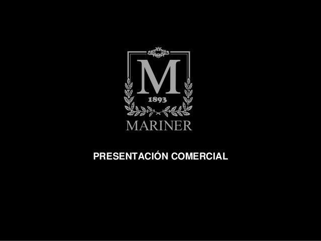 MARINERPRESENTACIÓN COMERCIAL
