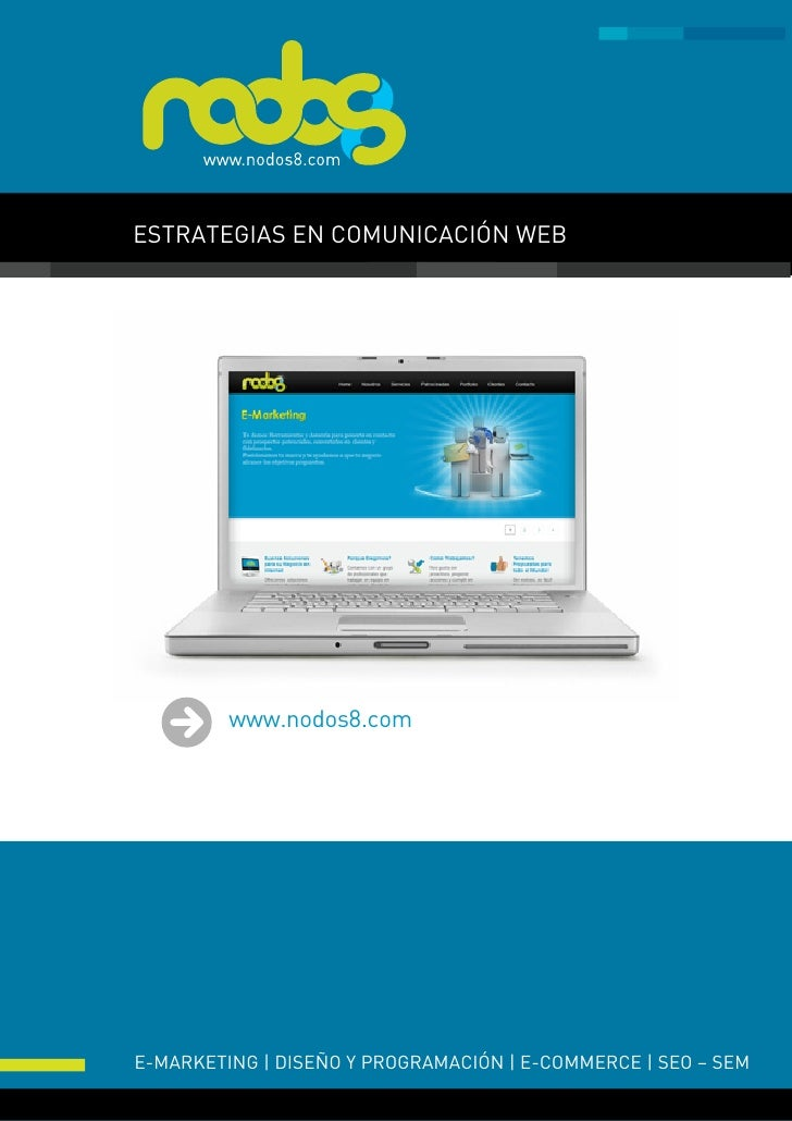 Presentacion comercial Nodos8