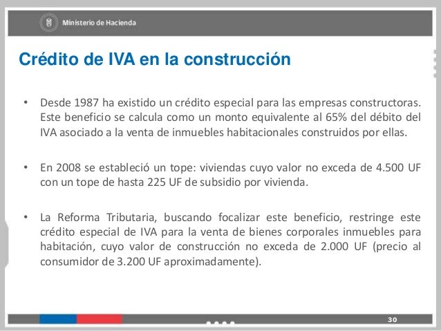 Credito especial empresas constructoras 65 debito fiscal - Empresas constructoras en barcelona ...