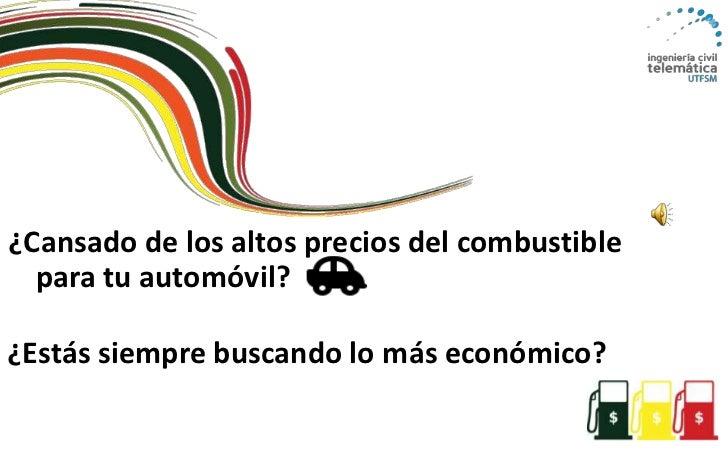 ¿Cansado de los altos precios del combustible para tu automóvil?<br />¿Estás siempre buscando lo más económico?<br />