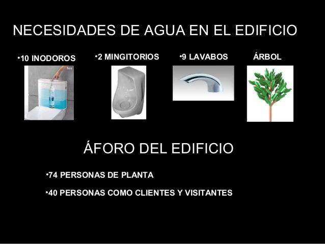 Presentacion consumo de agua for Cuanto consume un deshumidificador
