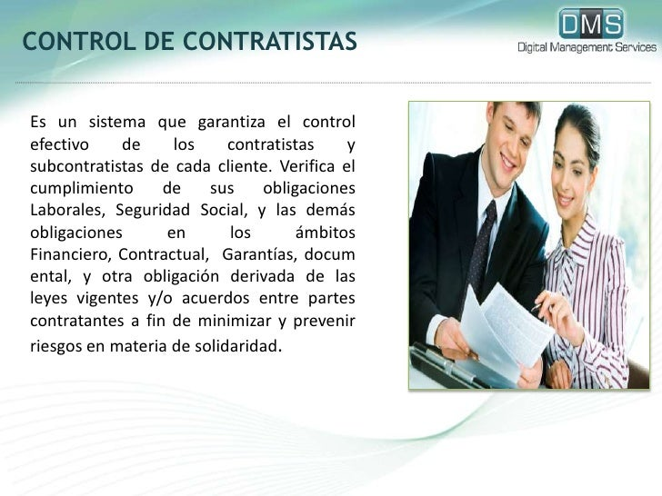 Control de contratistas - Que es un contratista ...