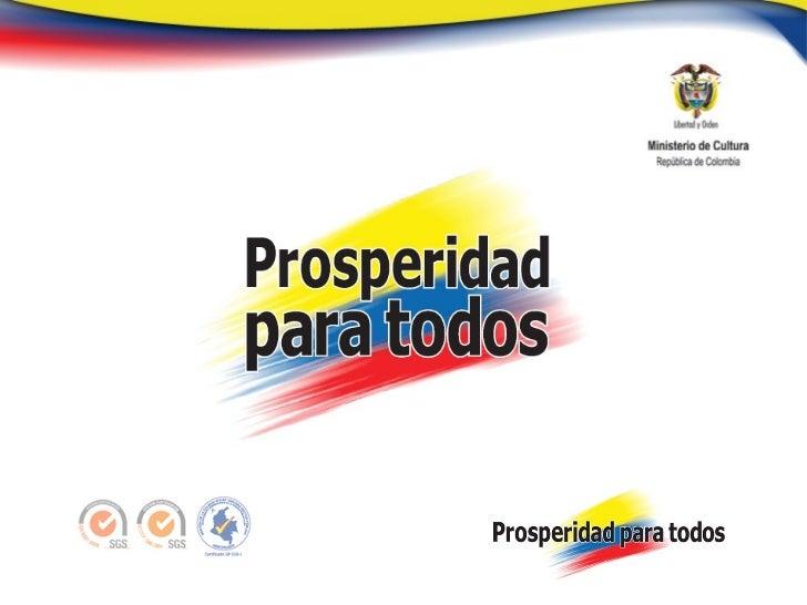 Portafolio Nacional de Estímulos - Mincultura Colombia - Convocatorias Comunicaciones