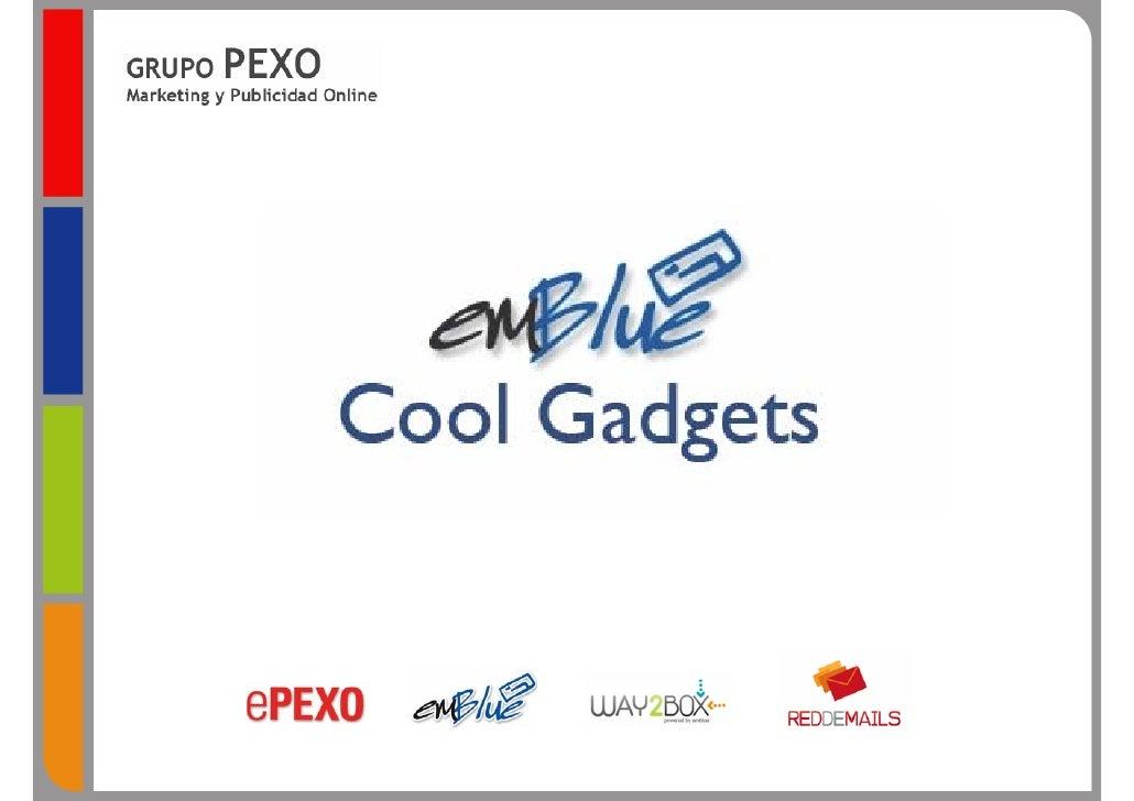 Muchas Gracias      Daniel Soldan   CEO - Grupo Pexo