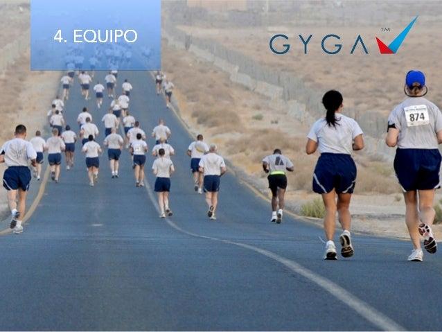 Presentación Corporativa Gyga