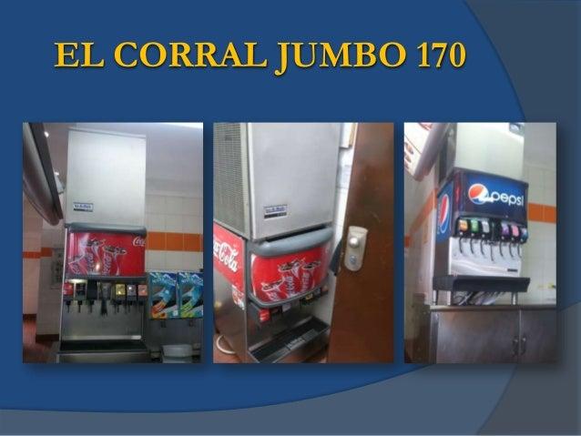EL CORRAL JUMBO 170
