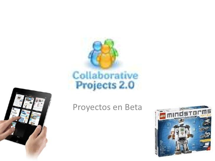 Proyectos en Beta<br />