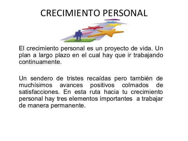Presentacion Crecimiento Personal Power Point 1