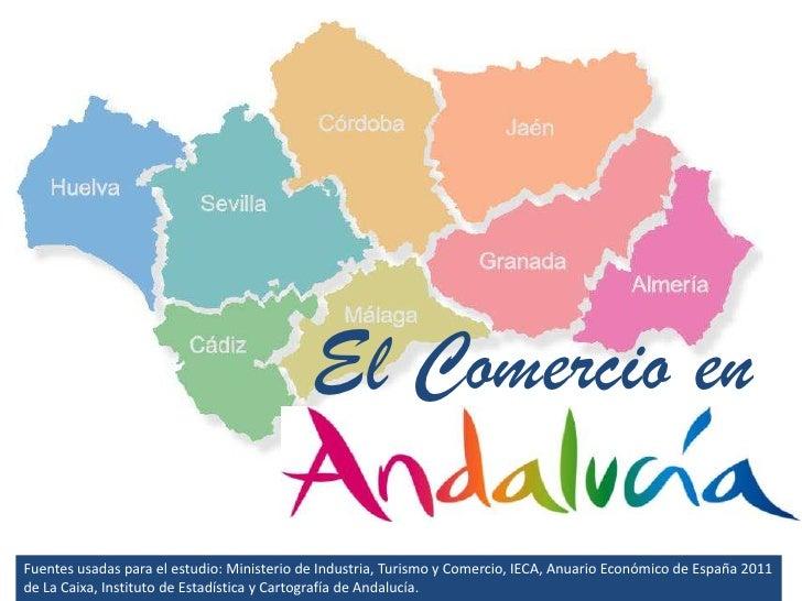 El Comercio enFuentes usadas para el estudio: Ministerio de Industria, Turismo y Comercio, IECA, Anuario Económico de Espa...
