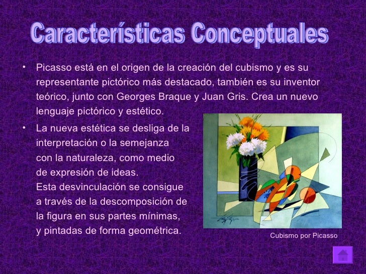 movimiento art stico cubismo