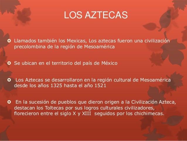 Presentacion cultura azteca Slide 2