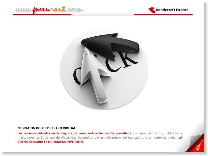 <ul><li>MIGRACION DE LO FISICO A LO VIRTUAL :  </li></ul><ul><li>Los recursos virtuales en la mayoría de casos reduce los ...