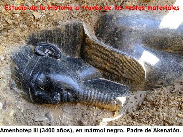 """34  Yacimiento del """"Cabezo Pardo"""" de San Isidro; Edad del Bronce"""