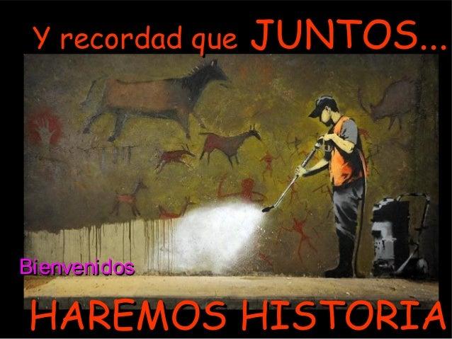HACER HISTORIA
