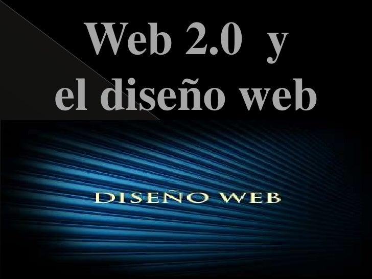 Web 2.0 yel diseño web
