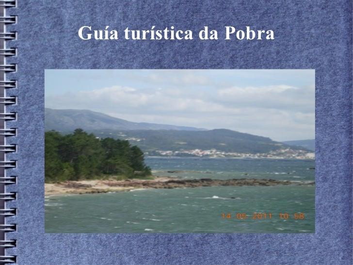 Guía turística da Pobra