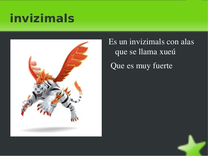 invizimals <ul><li>Es un invizimals con alas que se llama xueú