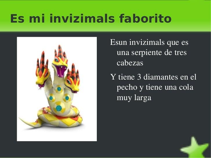 Presentacion david invisimals Slide 2