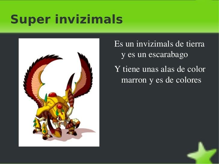 Presentacion david invisimals Slide 3