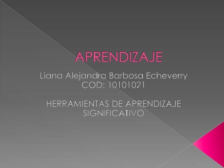 Es la adquisición y                    retención de conocimientos,                      habilidades, de hábitos,Actividad ...