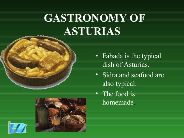 Cea aviles asturias for Asturias cuisine