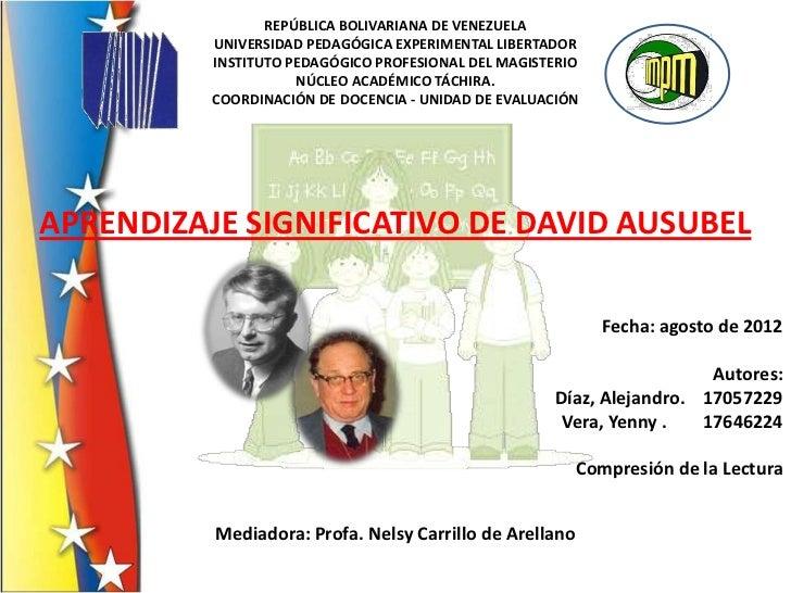 REPÚBLICA BOLIVARIANA DE VENEZUELA          UNIVERSIDAD PEDAGÓGICA EXPERIMENTAL LIBERTADOR          INSTITUTO PEDAGÓGICO P...