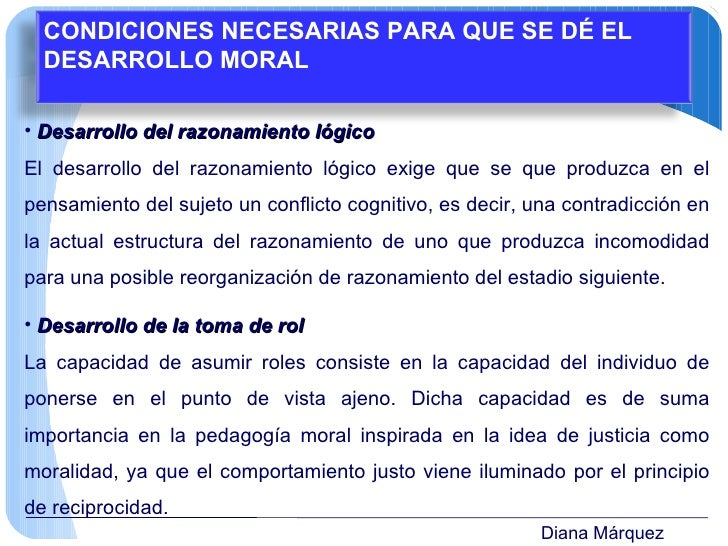 Diana Márquez <ul><li>Desarrollo del razonamiento lógico </li></ul><ul><li>El desarrollo del razonamiento lógico exige que...