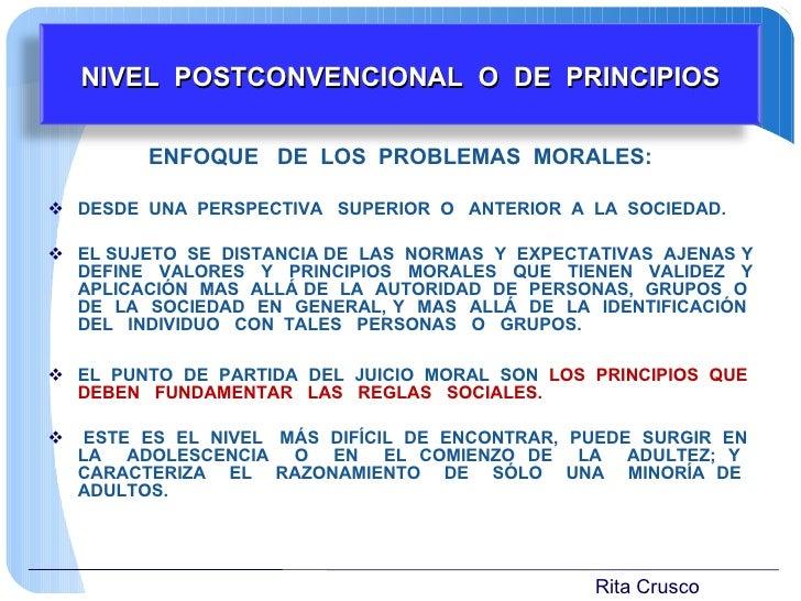 <ul><li>ENFOQUE  DE  LOS  PROBLEMAS  MORALES: </li></ul><ul><li>DESDE  UNA  PERSPECTIVA  SUPERIOR  O  ANTERIOR  A  LA  SOC...