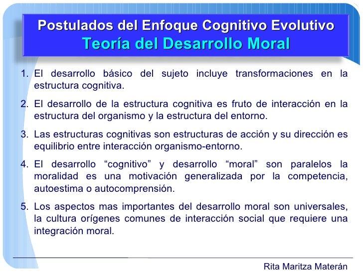 <ul><li>El desarrollo básico del sujeto incluye transformaciones en la estructura cognitiva. </li></ul><ul><li>El desarrol...