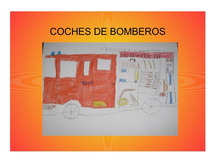 COCHES DE BOMBEROS