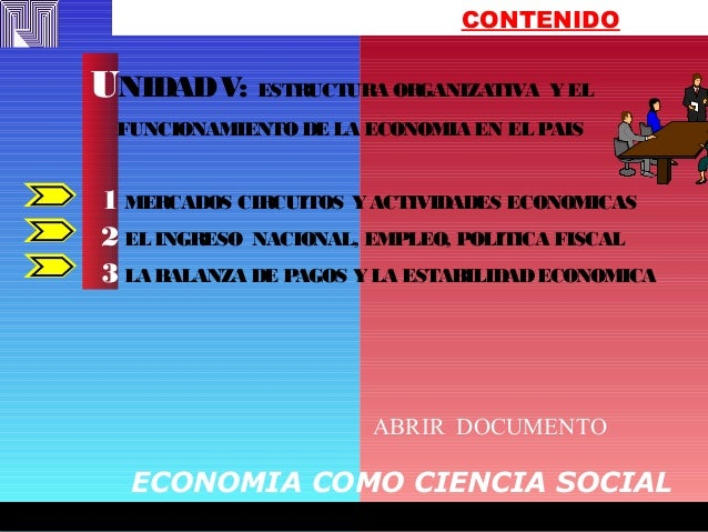 FREDY EFFFFFFFREDYFREDY EFFFFFFFREDY CONTENIDO 1 MERCADOS CIRCUITOS Y ACTIVIDADES ECONOMICAS 2 EL INGRESO NACIONAL, EMPLEO...
