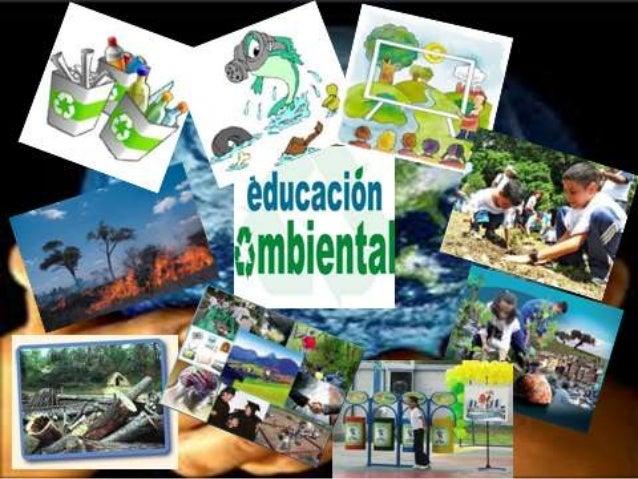 Presentacion de educacion ambiental, nayan Slide 2