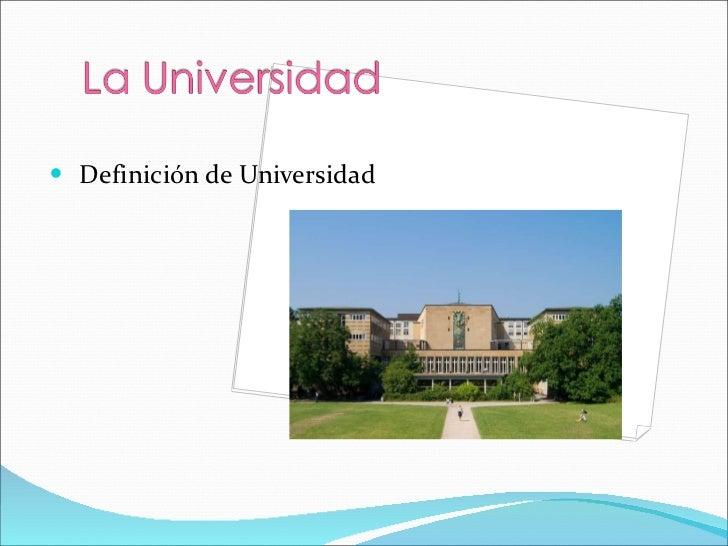 Componente Docente Trabajo I -UNIVERSIDADES NACIONALES Slide 2