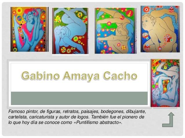 Famoso pintor, de figuras, retratos, paisajes, bodegones, dibujante, cartelista, caricaturista y autor de logos. Tambi�n f...