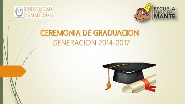 GENERACION 2014-2017