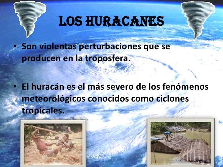Presentacion de huracanes Slide 2