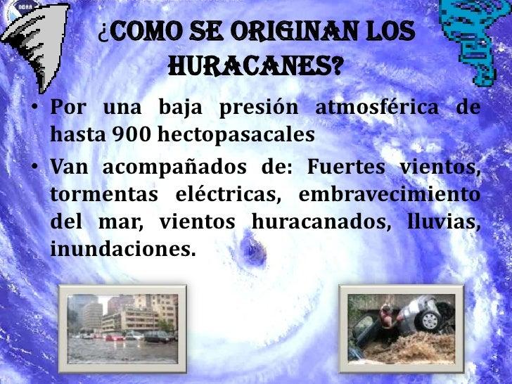 Presentacion de huracanes Slide 3
