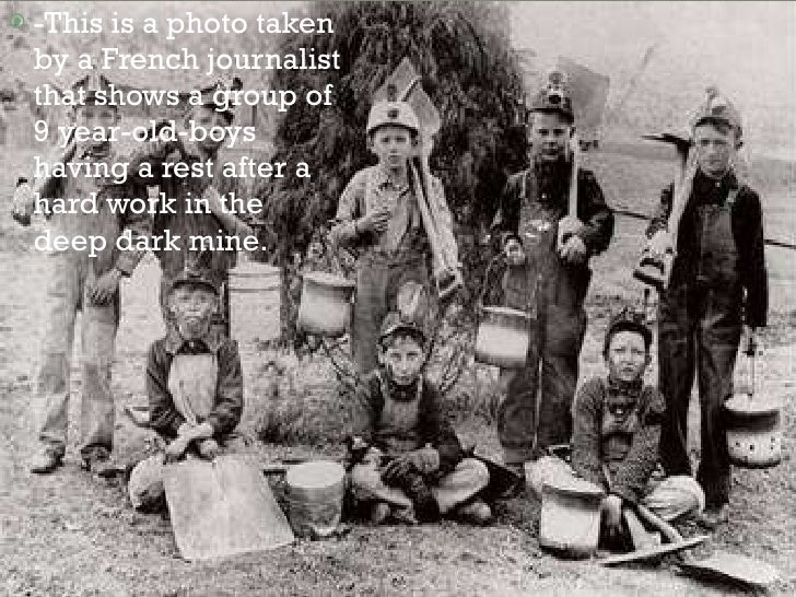 child labor since the industrial revolution Since child labour was already a pervasive problem during the 17th century in britain, the industrial revolution simply just made child labour even more overflowed .