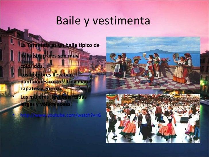 Presentacion de italia