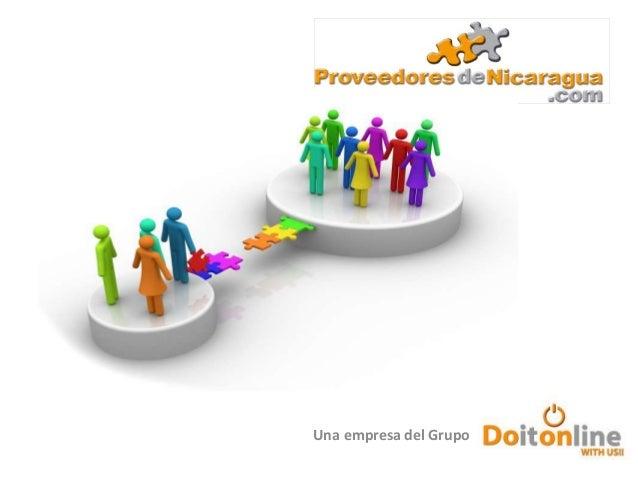 Una empresa del Grupo