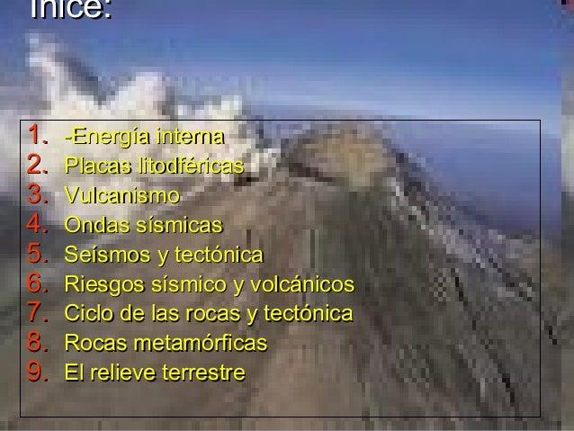 La energía interna de la tierra-Pilar (la buena) Slide 2