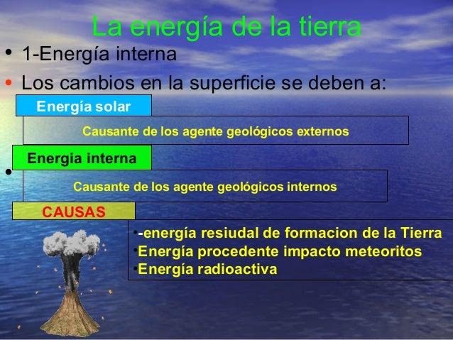 La energía interna de la tierra-Pilar (la buena) Slide 3