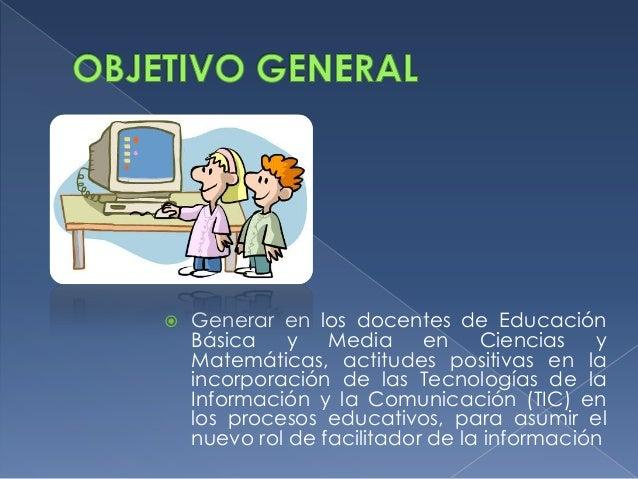 Presentacion del curso tic Slide 3