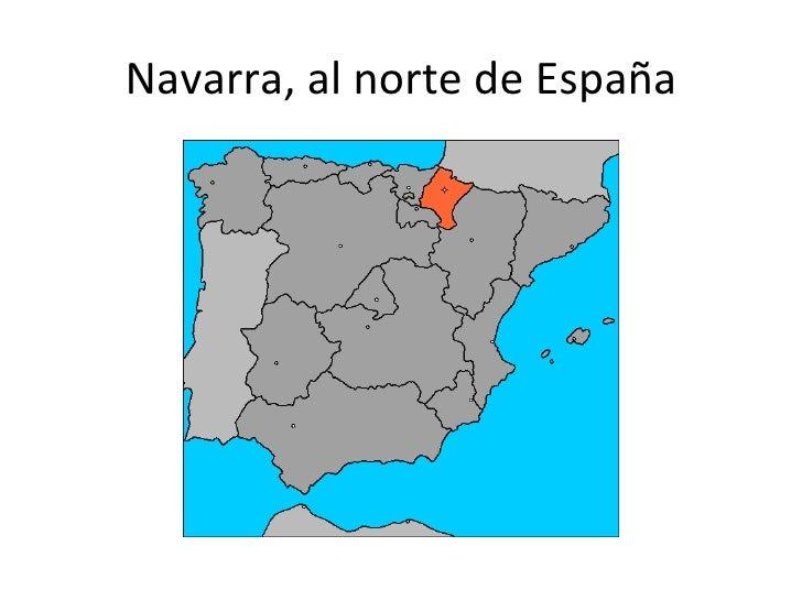 Navarra, al norte de España