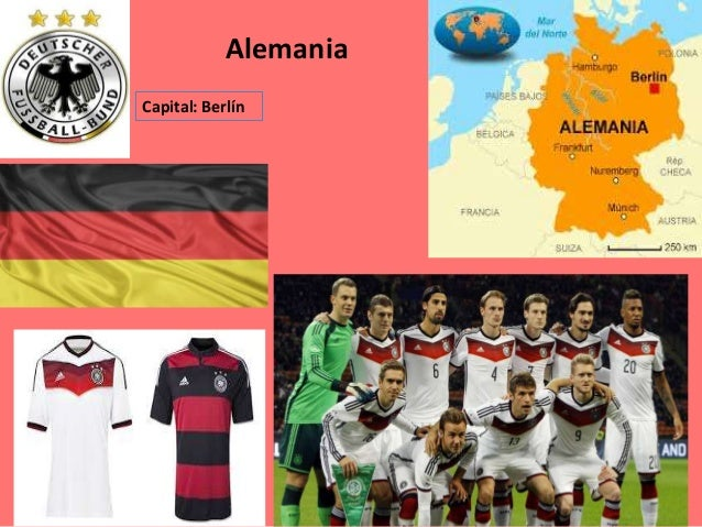 Alemania  Capital: Berlín