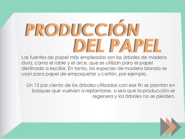 historia del papel tipos y usos del papel